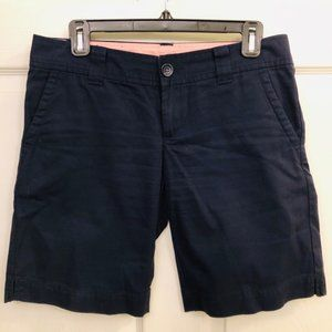 Lilly Pulitzer Resort Navy Bermuda Shorts